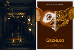 Les affiches de films alternatives par Adam Rabalais